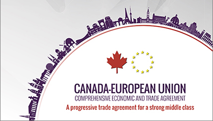 Canada signs historic free trade agreement with eu platinumwayz