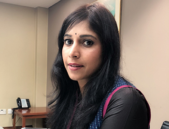 Shriya Ramachandran