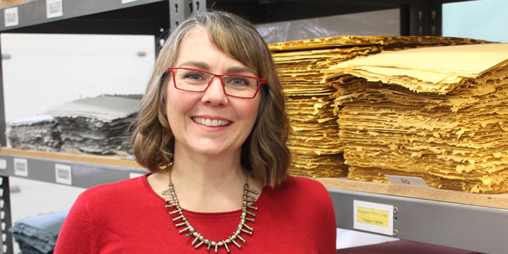 Thinking big helped businesswoman build a hand-made paper empire