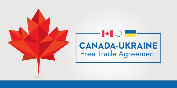 Canada-Ukraine trade deal vastly expands opportunities for exporters