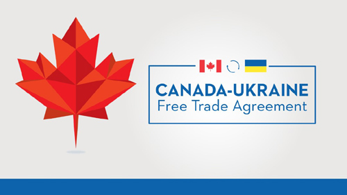 Canada-Ukraine Free Trade Agreement