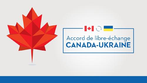 Accord de libre-échange Canada-Ukraine