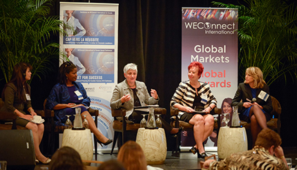 Canadian Business Women in International Trade