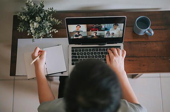 Constituer votre équipe de soutien numérique internationale