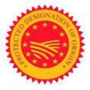 Image showing European Commission protected designation of origin logo.