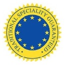 Image showing European Commission logo representing recognition as a traditional speciality guaranteed